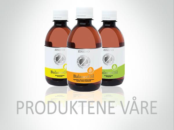 Balanse olje - omega 3 - BIOPULS.no - helse & velvære